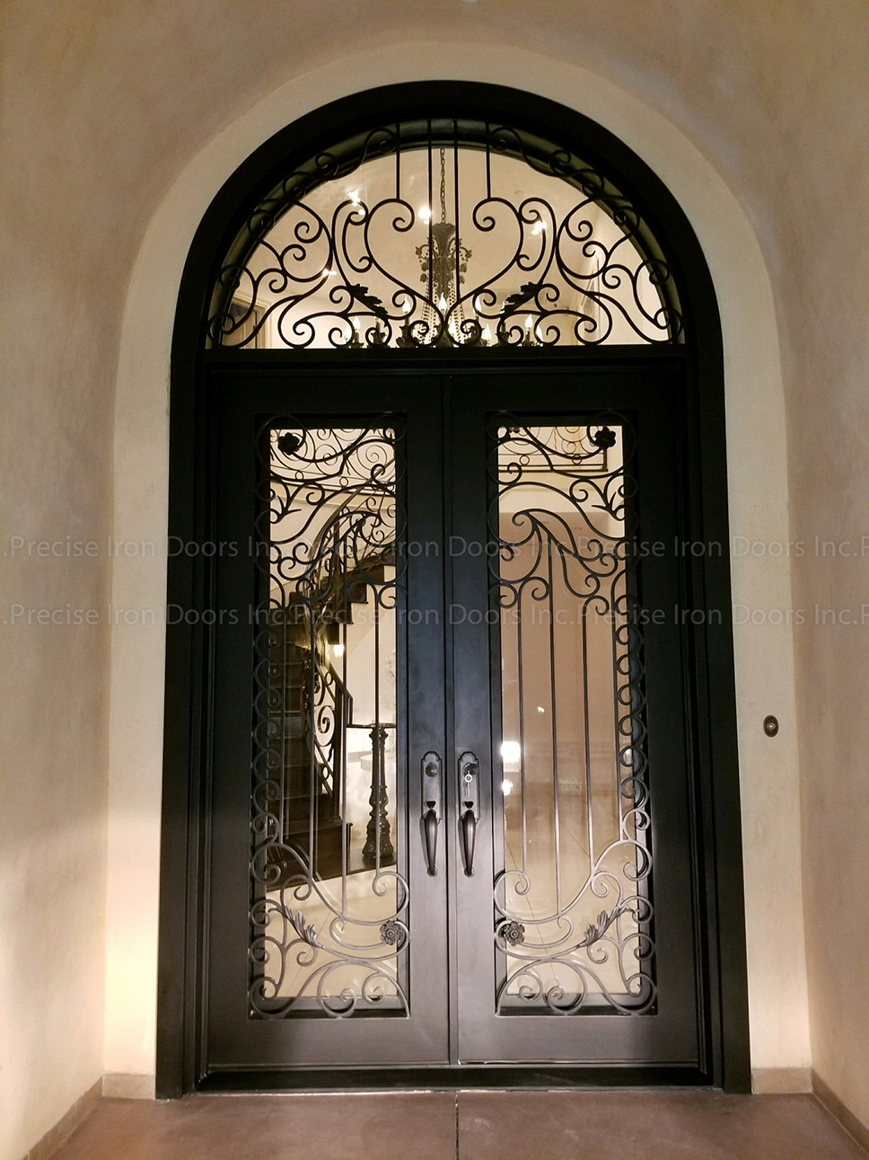 Custom Design w/ Transom