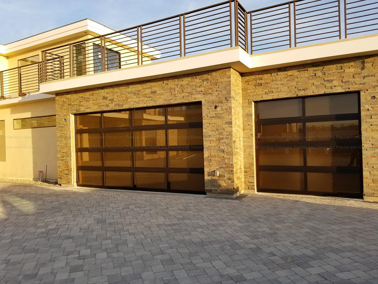 Aluminum Garage Door #7