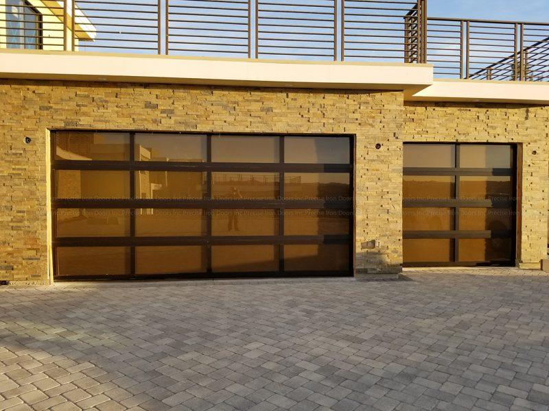Aluminum Garage Door #6