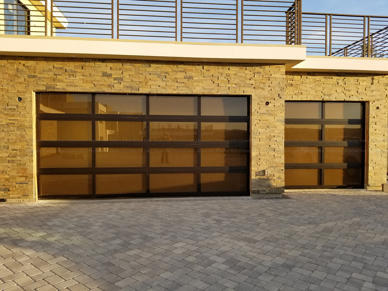 Aluminum Garage Door #6