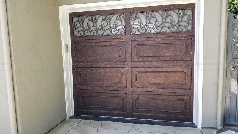 Denver Iron Garage Door #1