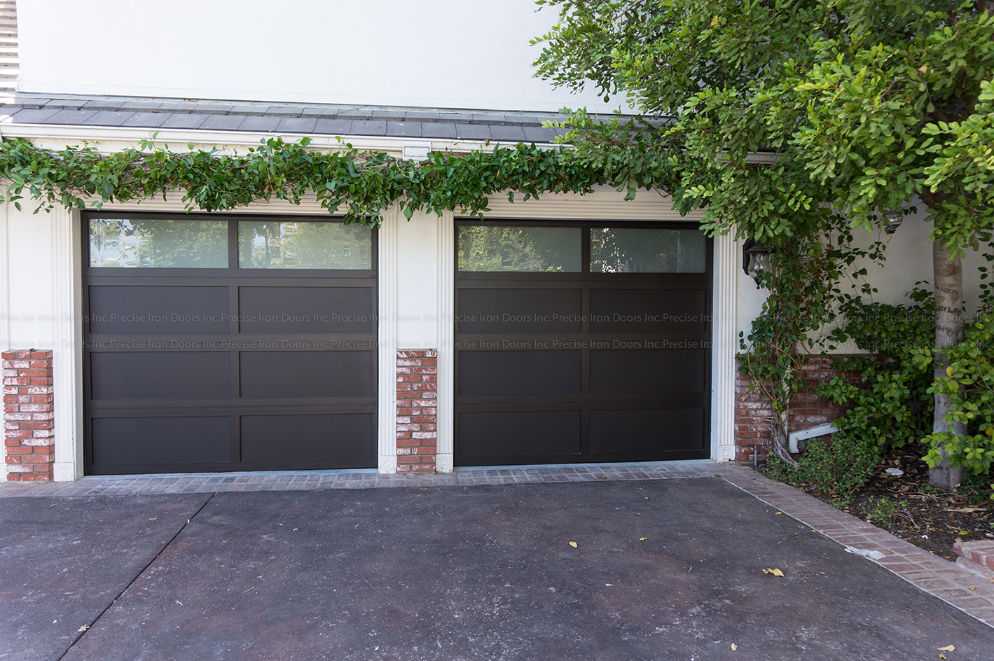 Aluminum Garage Door #1