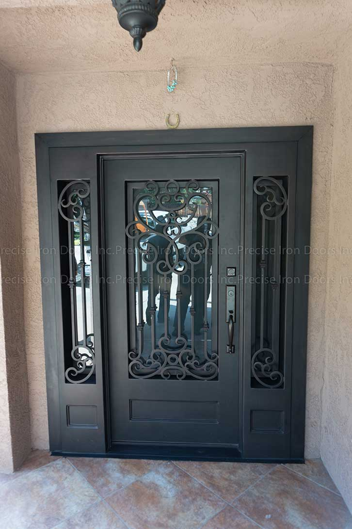 Custom Design w/ Sidelights