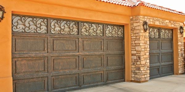 Iron Garage Doors #30