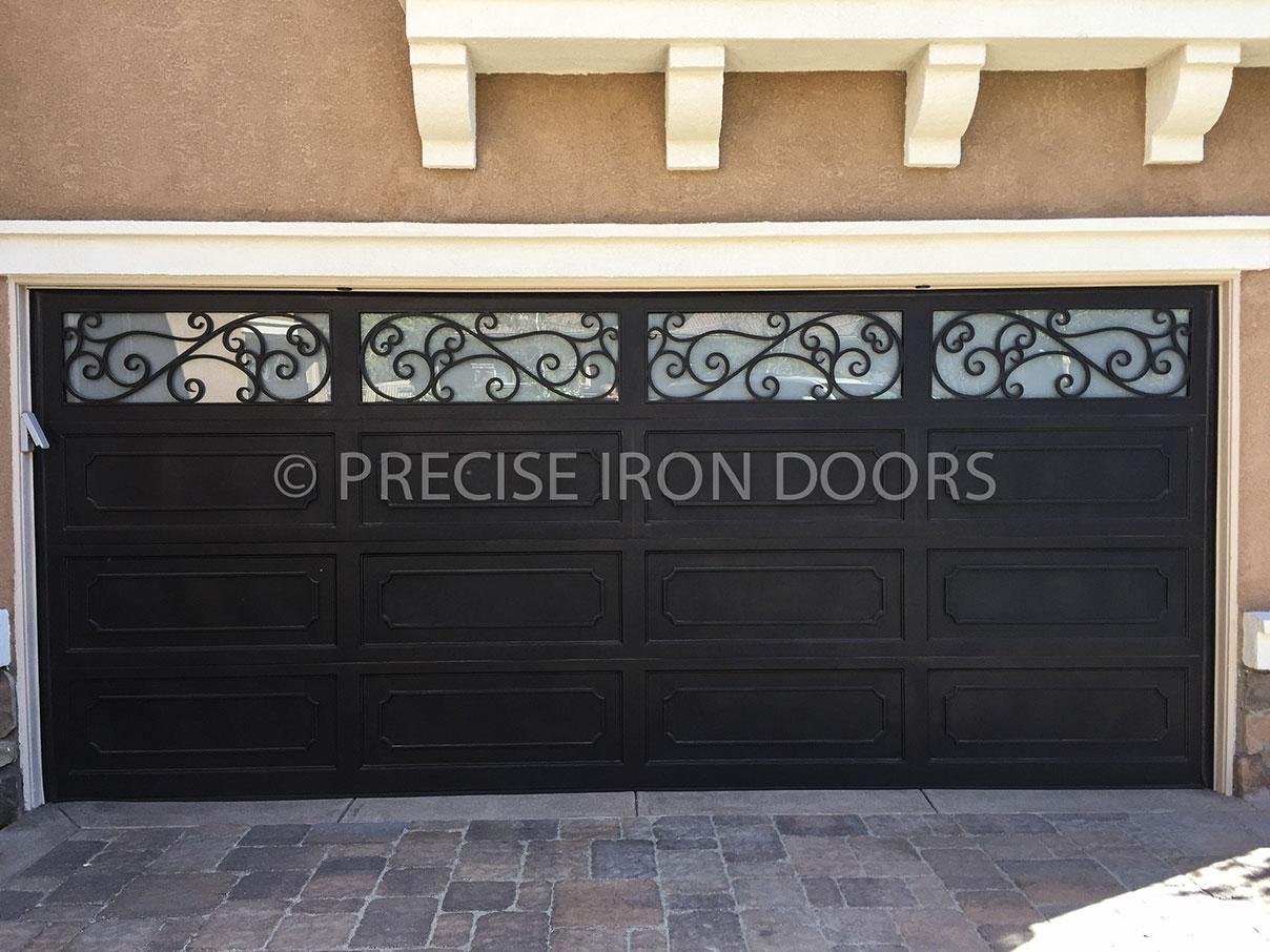 Custom Garage Door Design 004