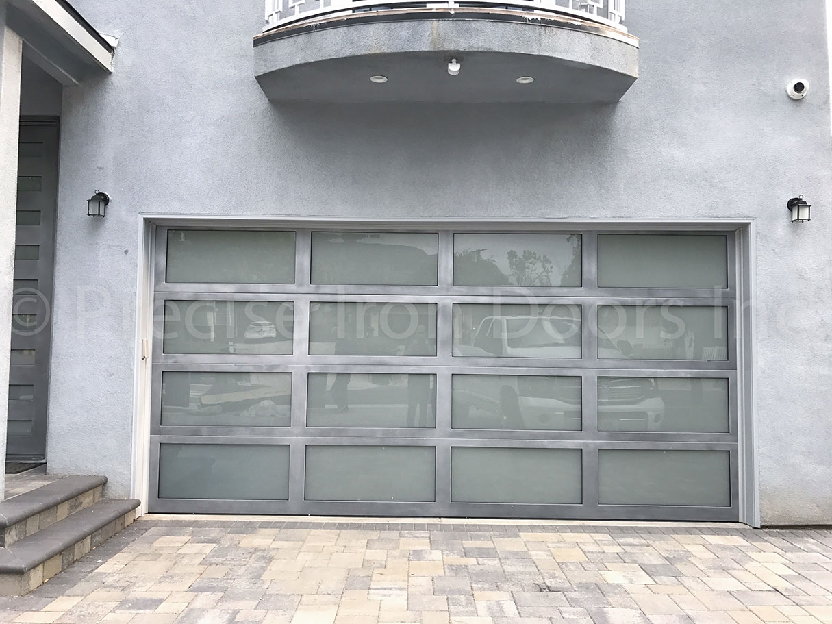 Iron Garage Door #8