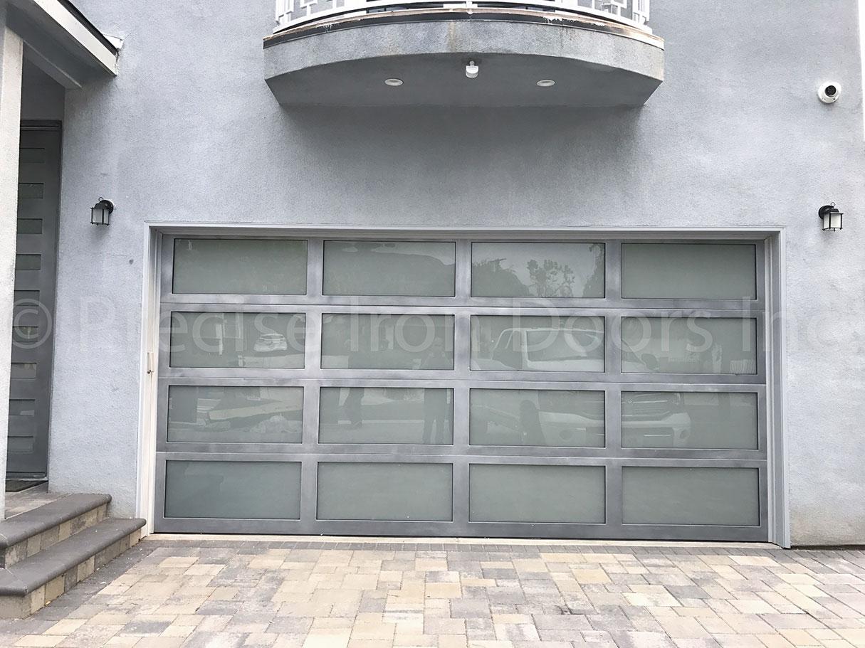 Iron Garage Door #8