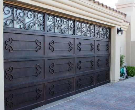 Iron Garage Doors #28