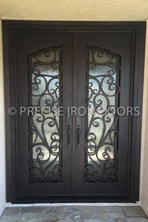 Iron Doors in Orange County