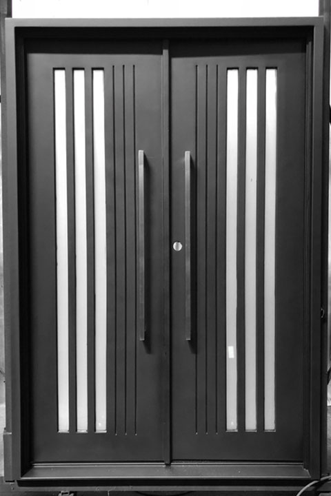 High-Quality Custom Iron Doors in New York