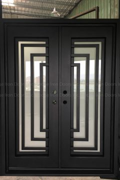 Balcan Double Entry Iron Doors