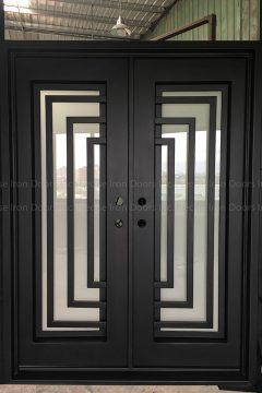 Balcan Double Entry Iron Doors