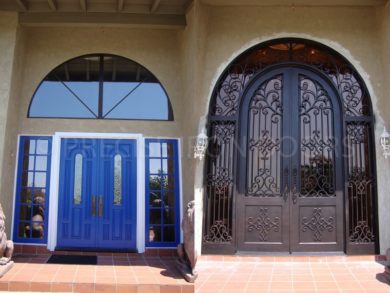 Before & After: 10.5 ft x 15 ft Door