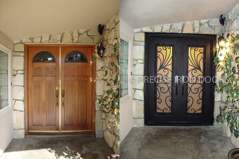Before & After: Perugia