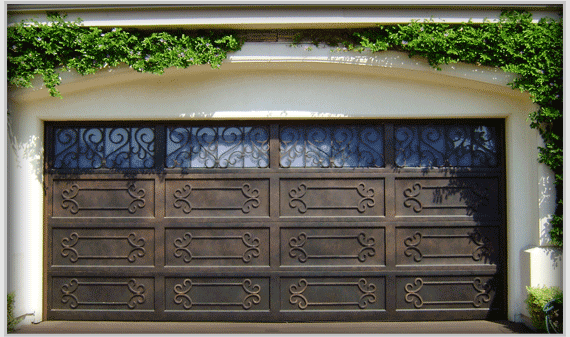 Iron Garage Doors #29