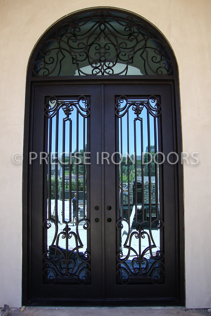 Custom Door w/ Transom
