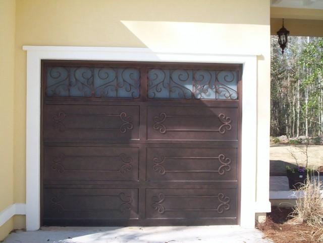 Iron Garage Doors #25