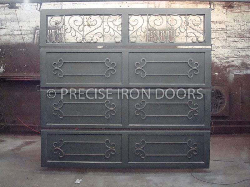 Iron Garage Doors #24