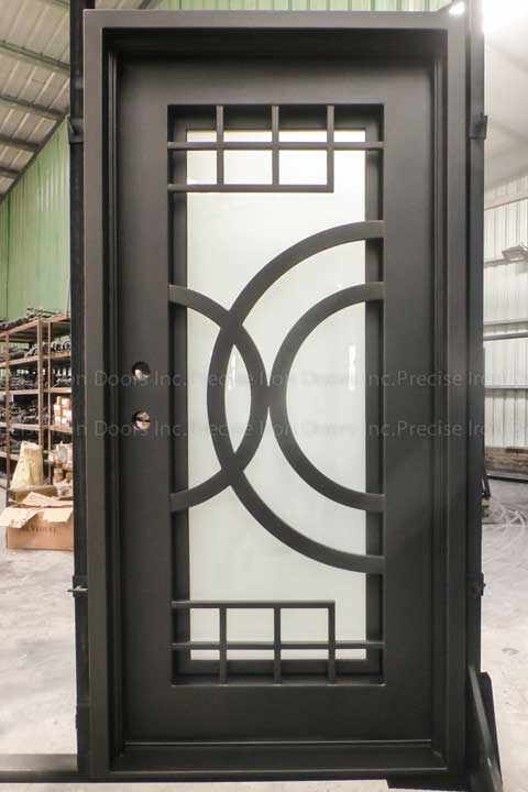 Vector V1 Single Entry Iron Door