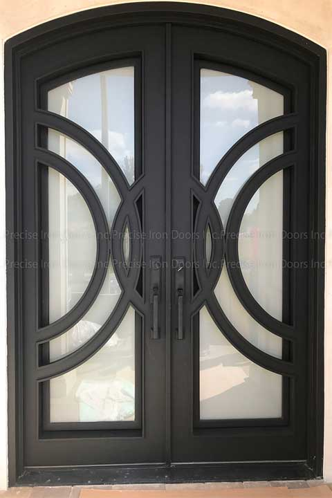 Vector V2 Double Entry Iron Doors