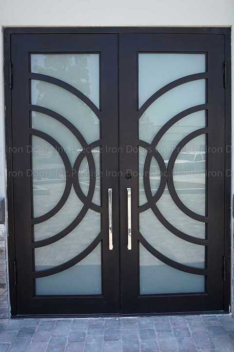 Vector V3 Double Entry Iron Doors