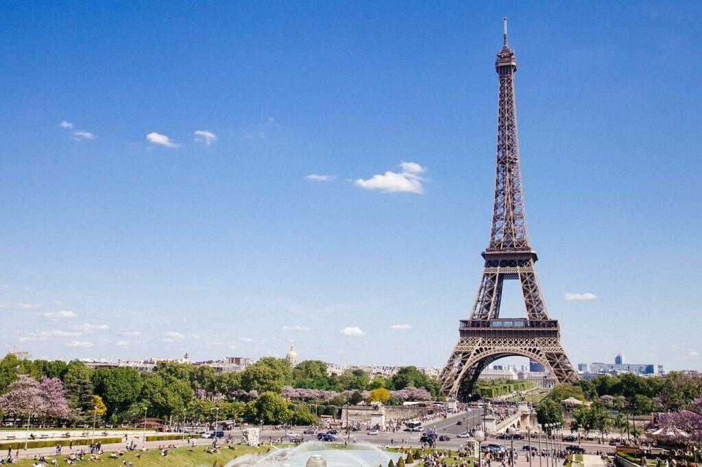 France - Eiffel tower