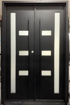 Avant Double Entry Iron Doors 61 x 96 (Right Hand)
